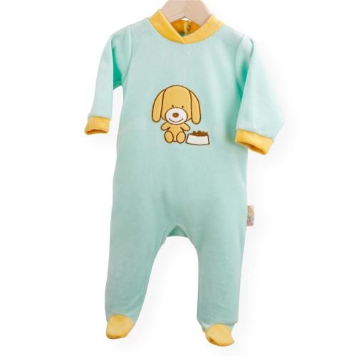 """Baby sleepsuit """"Woof, Woof """""""
