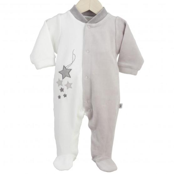 """Newborn sleepsuit """"Stars"""""""