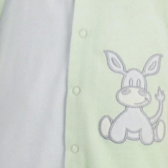 Newborn sleepsuit Trotti, trotta