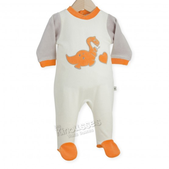 "Baby sleepsuit ""Dragon"""