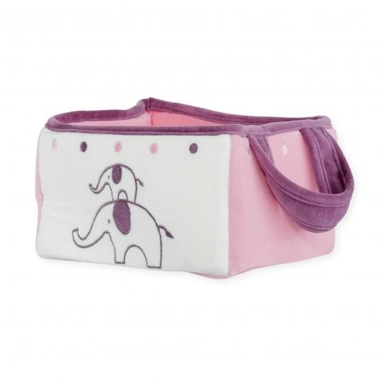 "Baby girl beauty case ""Elephant"""