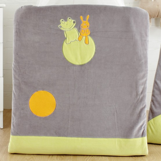 Cot bed Quilt Ultra-soft