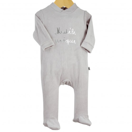 "Baby sleepsuit ""Unique model"""