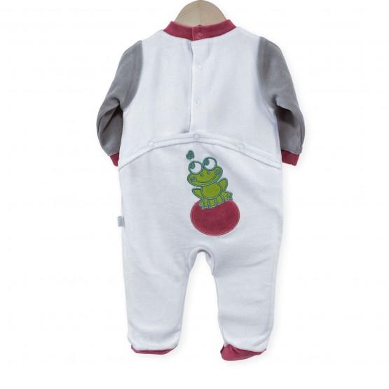 """Baby sleepsuit """"Princess & Frog"""""""