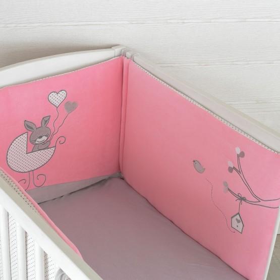 linge de lit pour berceau fille mini linge de lit pour bb fille - Linge De Lit Pour Berceau Fille Mini