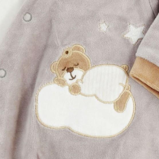 "Newborn sleepsuit ""Lovely Sleep"""