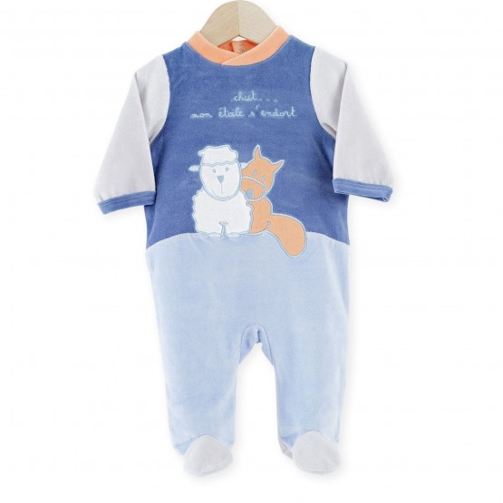 Make sure he has a comfy night's sleep in one of Matalan's sleepsuits or bodysuits. For your month old we have singles and packs. Shop the range here.