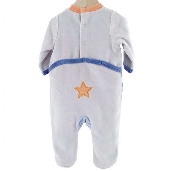 "Baby Boy Sleepsuit ""Galaxy & Cie"""