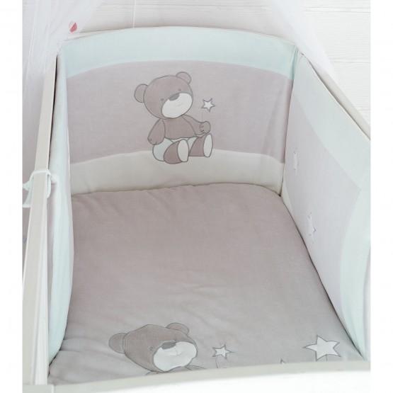 Soldes tour de lit et dredons lit b b pas chers - Tour de lit bebe mouton ...