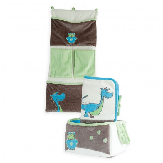 "3 pieces accessories set ""Cute Dragon"""