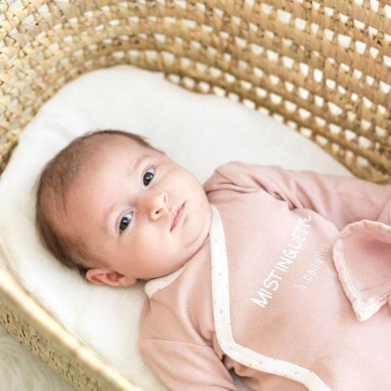 3 Body neonato a maniche lunghe – Mistinguette