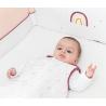 Ensemble de lit bébé - Over the rainbow