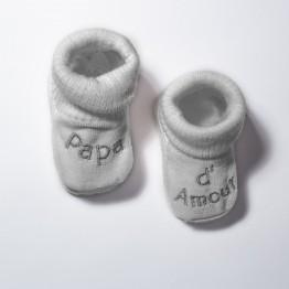 Scarpine neonati – Amore di papà