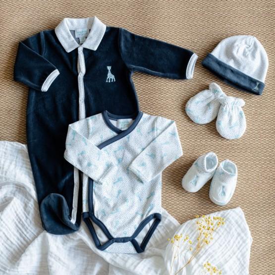 Birth pyjamas for boys - 60 years old Sophie la girafe®