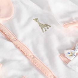 Pyjama naissance fille - 60 ans Sophie la girafe®