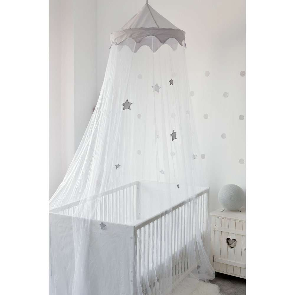 """""""Circus"""" Canopy for crib and baby's bed"""
