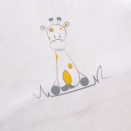 Pyjama coton bébé – Girafon