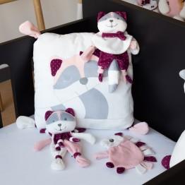 Doudou neonata – Procione Kipic & Olga