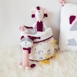 Sonaglio neonato - Kipic & Olga