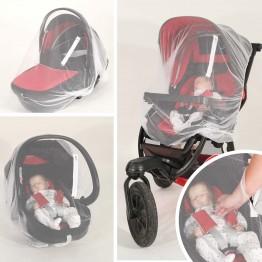 Moustiquaire bébé - 3 en 1