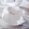 Sortie de bain à capuche avec gant de toilette - Ange