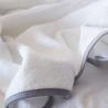 Serviette de bain bébé – Poissons bleus