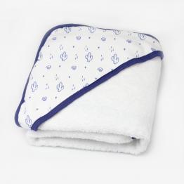 Baby bath towel - Far West