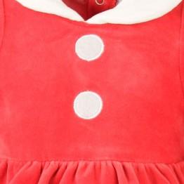 Pyjama bébé fille Mère Noël