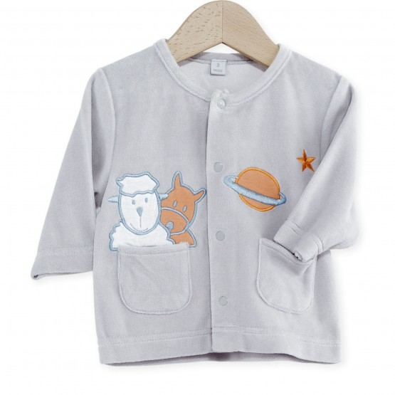 """3-teiliges Baby-Set """"Galaxie & Co"""""""
