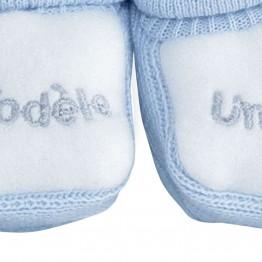 """1 paire de chaussons """"Modèle Unique"""""""