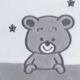 "Baby Health Book Cover ""Teddy Bear"""