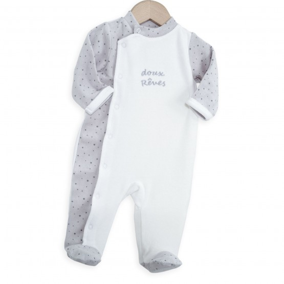 """Pyjama bébé """"Doux rêves"""""""