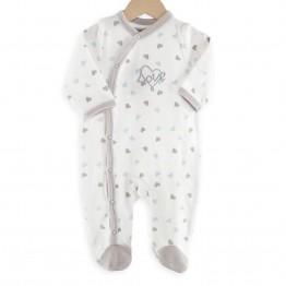"""Pyjama naissance """"Love"""""""