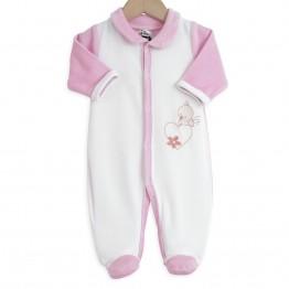 """Pyjama naissance fille """"Poussinette"""""""