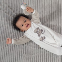 """Pyjama bébé """"Miam le Gâteau"""""""