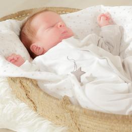 """Pyjama naissance """"Etoiles"""""""