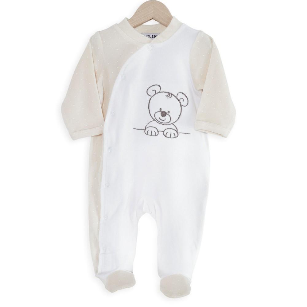 """Pyjama bébé """"Nino le petit Ourson"""""""