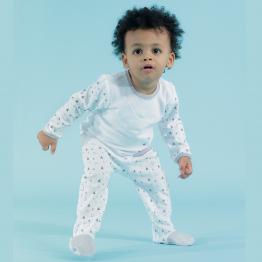 Pyjama bébé 2 pièces - Zouzou le hibou