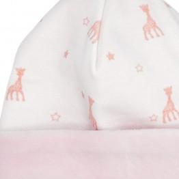 Cappellino nascita bimba- Sophie la Girafe®