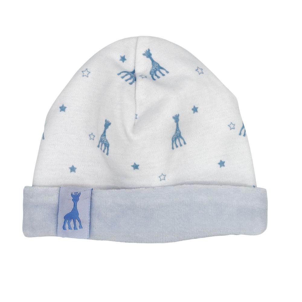 Bonnet naissance garçon - Sophie la Girafe®
