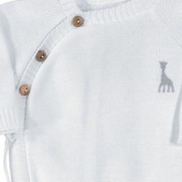 Coprifasce bebè bianco - Sophie la Giraffa®