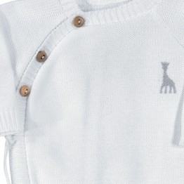 White baby bra  - Sophie la Girafe®