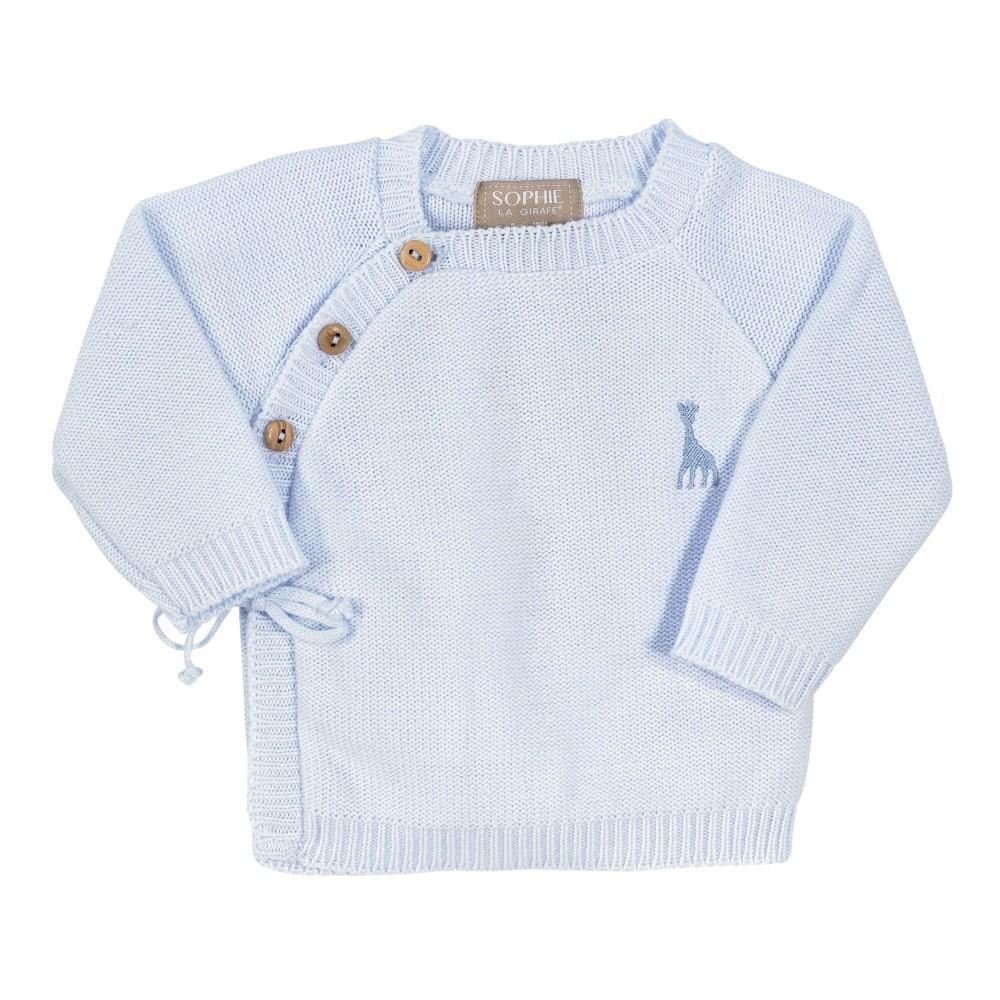 Brassière bébé bleue - Sophie la Girafe®