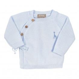 Coprifasce bebè blu - Sophie la Giraffa®