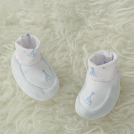 Boy's birth booties- Sophie la Girafe®