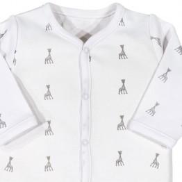 Pigiama di cotone per bebè - Sophie la Giraffa® bianco