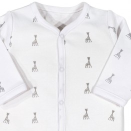 Baby cotton pyjamas - Sophie la Girafe® white