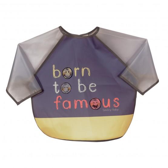Bavoir plastique - SMILEY BABY®