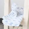 Maxi nappies 100% cotton 115115 – Super hero – (set of 2)