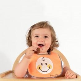 Bavaglino bebè - SMILEY BABY® (confezione da 7)